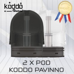 Pack de 2 x Pods 2ml 1.3ohm - Koddo Pavinno