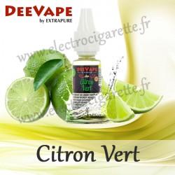 Citron Vert - Deevape - ExtraPure - 10ml