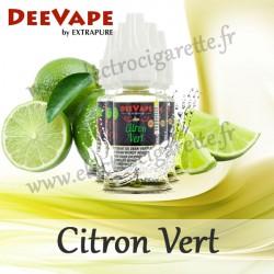 Pack de 5 x Citron Vert - Deevape - ExtraPure - 10ml