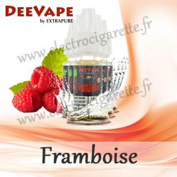 Pack de 5 x Framboise - Deevape - ExtraPure - 10ml