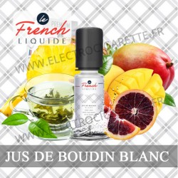 Jus de Boudin Blanc - Le French Liquide - 50/50 - 10 ml