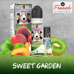 Sweet Garden - Guys & Bull - Le French Liquide - ZHC 50 ml