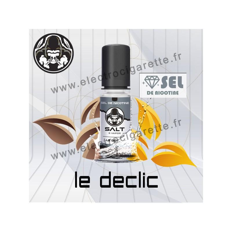Le Declic - Salt E-vapor