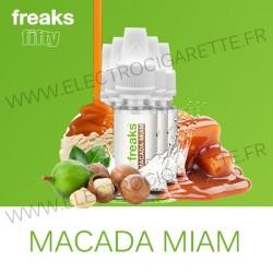 Pack de 5 x Macada Miam - Fifty Freaks - 10 ml