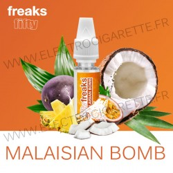 Malaisian Bomb - Fifty Freaks - 10 ml