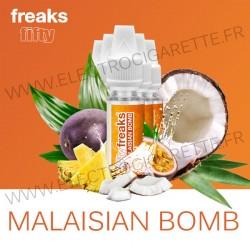 Pack de 5 x Malaisian Bomb - Fifty Freaks - 10 ml