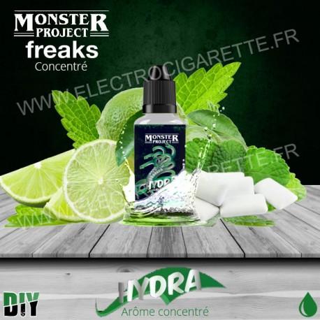 Hydra - Monster Project - Freaks - 30 ml - Arôme concentré DiY