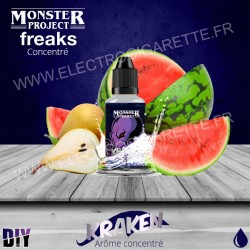 Kraken - Monster Project - Freaks - 30 ml - Arôme concentré DiY