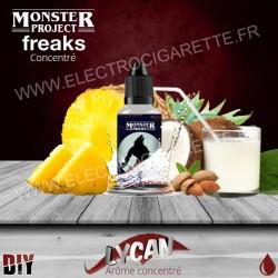 Lycan - Monster Project - Freaks - 30 ml - Arôme concentré DiY