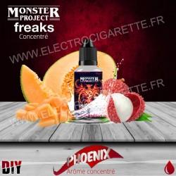 Phoenix - Monster Project - Freaks - 30 ml - Arôme concentré DiY