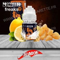 Pack de 5 x Dragon - Monster Project - Freaks - 10 ml