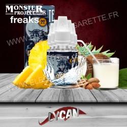 Pack de 5 x Lycan - Monster Project - Freaks - 10 ml