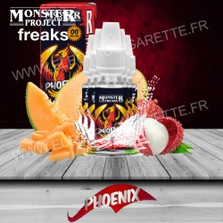 Pack de 5 x Phoenix - Monster Project - Freaks - 10 ml