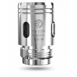 EX-M Coil Head 0.4ohm resistance seule