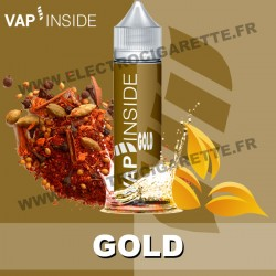 Gold - Vap Inside - ZHC 40 ml
