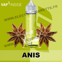 Anis - Vap Inside - ZHC 40 ml
