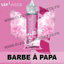 Barbe à Papa - Vap Inside - ZHC 40 ml