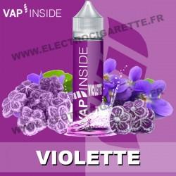Bonbon Violette - Vap Inside - ZHC 40 ml