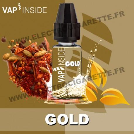 Gold - Vap Inside - 10 ml