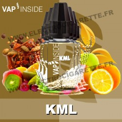 Pack de 5 x KML - Vap Inside - 10 ml