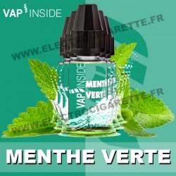 Pack de 5 x Menthe Verte - Vap Inside - 10 ml