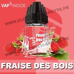 Pack de 5 x Fraise des bois - Vap Inside - 10 ml