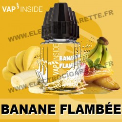 Pack de 5 x Banane Flambée - Vap Inside - 10 ml