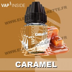 Pack de 5 x Caramel - Vap Inside - 10 ml