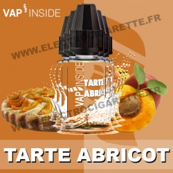 Pack de 5 x Tarte Abricot - Vap Inside - 10 ml