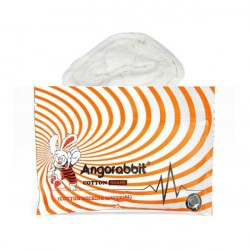 Angora Rabbit Orange 10 g - Vape Cotton