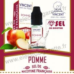 Pomme - Sel de Nicotine Française - VDLV