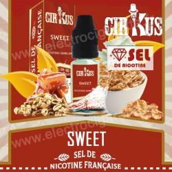 Sweet - Sel de Nicotine Française - Cirkus VDLV