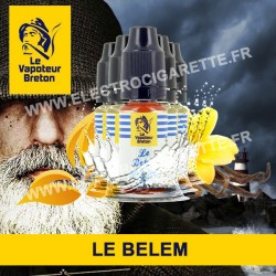 Pack de 5 x Le Belem - L'Authentic - Le Vapoteur Breton - 10 ml