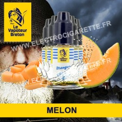 Pack de 5 x Melon - L'Authentic - Le Vapoteur Breton - 10 ml