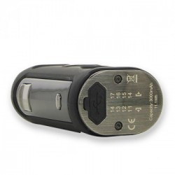 Kit Adept Zenith 3000mah 4ml Innokin - Rechargement USB