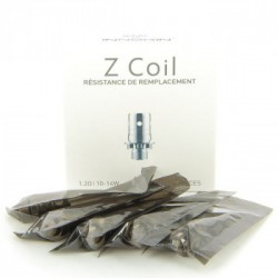 Pack de 5 x Z Coil 1.2ohm Zenith / Zlide / Zbiip Innokin