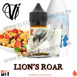 Lion's Roar - Arôme Concentré - Vape Institut 30ml