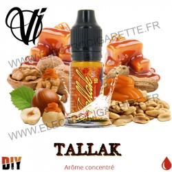 Tallak - Arôme Concentré - Vape Institut 10ml
