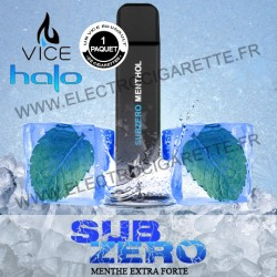 Halo Subzero - 1 x Cigarette jetable Vice