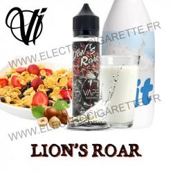 Lion's Roar - Vape Institut - ZHC 50 ml