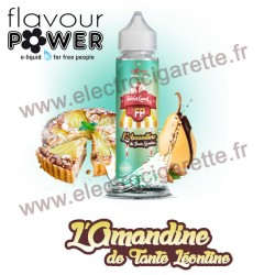 L'Amandine de Tante Léontine - Sweet Land - Flavour Power - ZHC 50ml