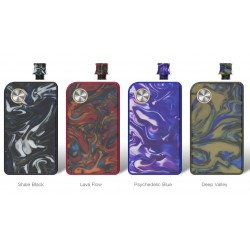 Pack Mulus 80W 4.2ml - Aspire - Couleurs Mix