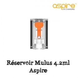 Réservoir Mulus 4.2ml - Aspire
