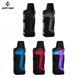 Kit Aegis Boost 1500mAh - Geek Vape - Couleurs