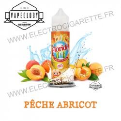 Pêche Abricot - Florida - Vapeology - ZHC 50ml
