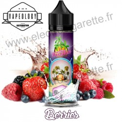 Berries - Sunshine Paradise - Vapeology - ZHC 50ml