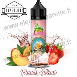 Peach Straw - Sunshine Paradise - Vapeology - ZHC 50ml