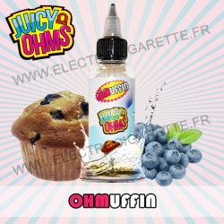 Ohmuffin - Juicy Ohm - ZHC 50ml