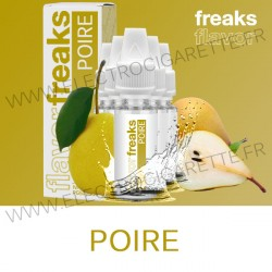 Pack de 5 x Poire - Freaks - 10 ml