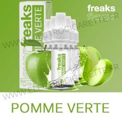 Pack de 5 x Pomme Verte - Freaks - 10 ml